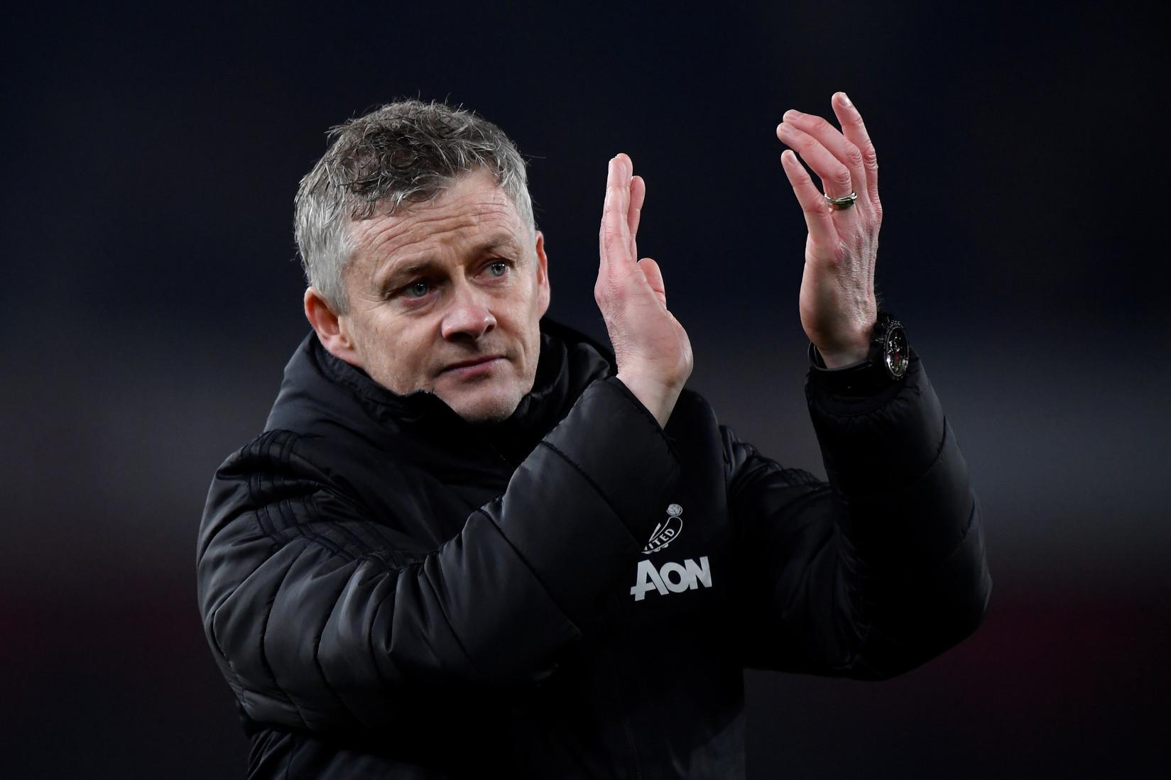 Ole Gunnar Solskjær, Manchester United, England