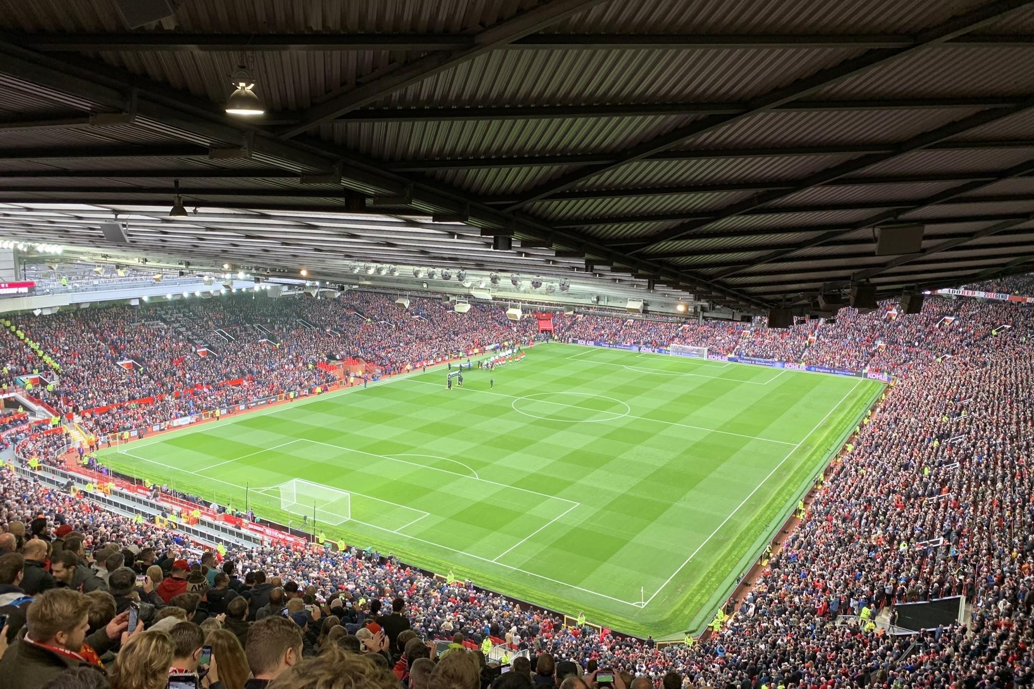 Old Trafford, Manchester United, England