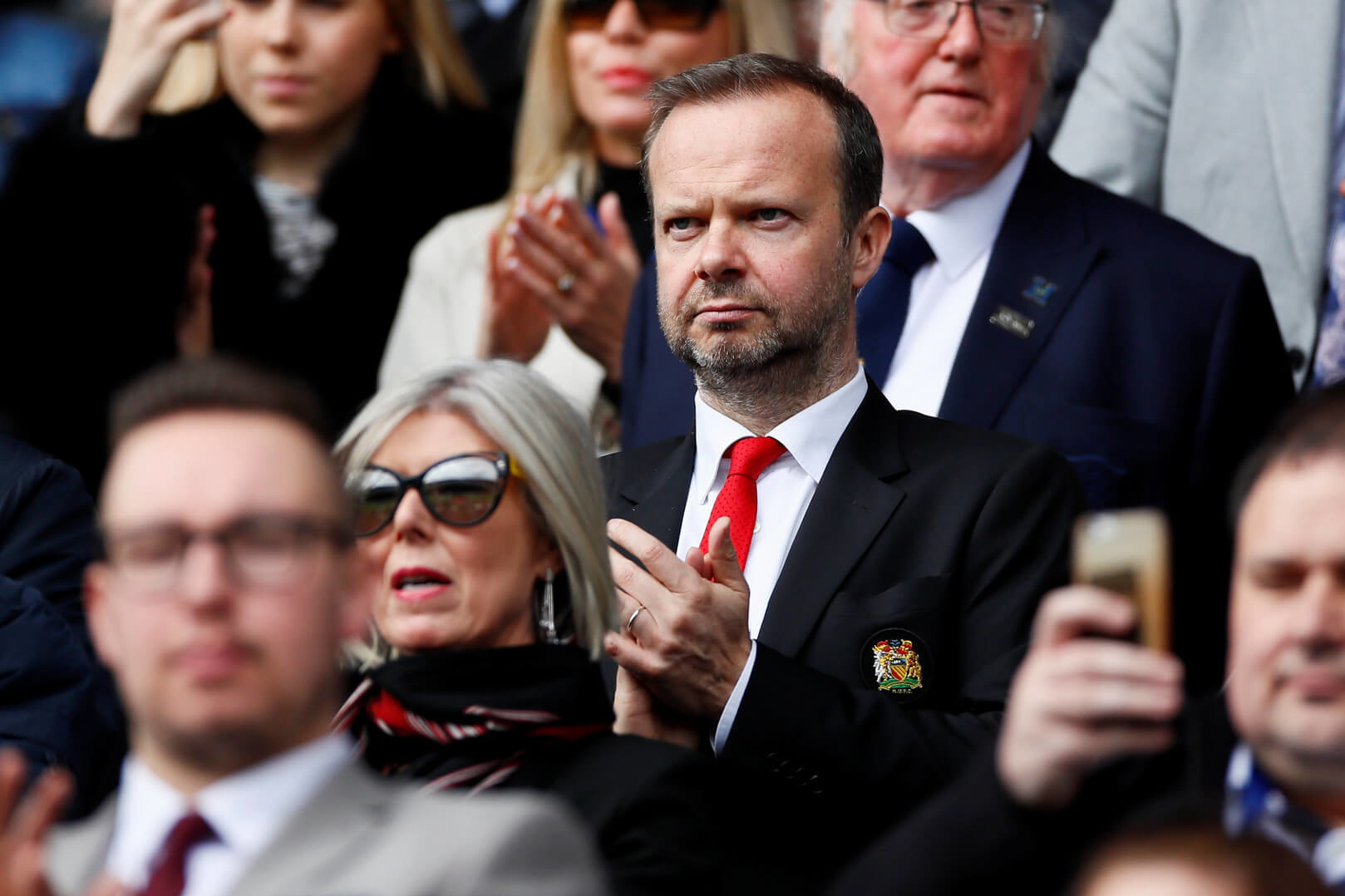 Ed Woodward, Manchester United, England