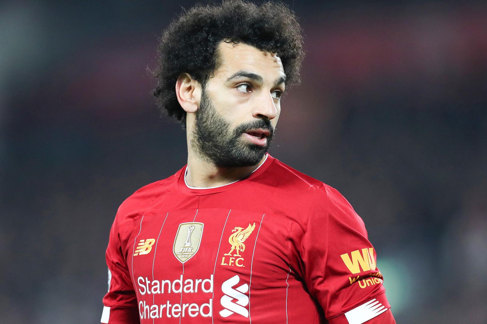 Mohamed Salah, Liverpool, England