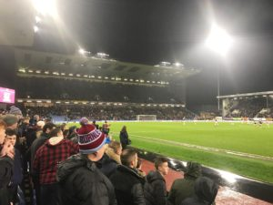 Turf Moor, Burnley, England