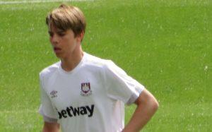 Martin Samuelsen, West Ham, England
