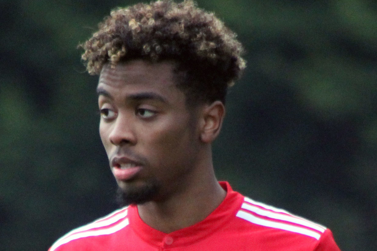 Angel Gomes, Manchester United, England